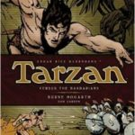 Tarzan Versus The Barbarians by Burne Hogarth and Don Garden    (graphic novel review)