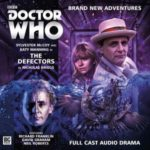 Doctor Who: The Defectors (Part 1 free download) by Nicholas Briggs (audio-download review).