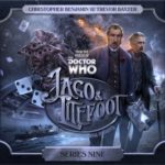 Jago & Litefoot Series 9 by Jonathan Morris, Justin Richards, Simon Barnard, Paul Morris  (CD review)