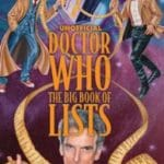 The Unofficial Doctor Who Big Book Of Lists by Cameron K. McEwan and Andrew Skilleter  (book review)