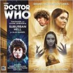 Doctor Who: The Fourth Doctor Adventures: Suburban Hell by Alan Barnes (CD review).