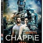 Chappie (2015) DVD (film review).