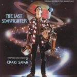 The Last Starfighter Soundtrack by Craig Safan   (CD soundtrack review)