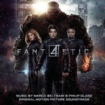 The Fantastic Four (Original Motion Picture Soundtrack) By Marco Beltrami and Philip Glass (CD theme review).
