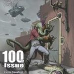 On Spec: The Canadian Magazine Of The Fantastic vol 27 no. 1  # 100   (magazine review)
