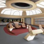 Star Trek Enterprise: complete virtual interior!