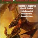 The Magazine Of Fantasy & Science Fiction, Sept/Oct 2015, Volume 128 # 721   (magazine review)