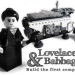 Lego's Analytical Engine (with added Raspberry Pi).