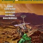 The Magazine Of Fantasy & Science Fiction, Nov/Dec 2015, Volume 128 # 722 (magazine review).