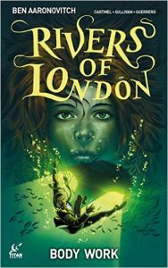 Rivers of London, heading for the TV screen?