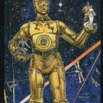 Star Wars Galaxy: The Original Topps Trading Card Series by Gary Gerani (book review).