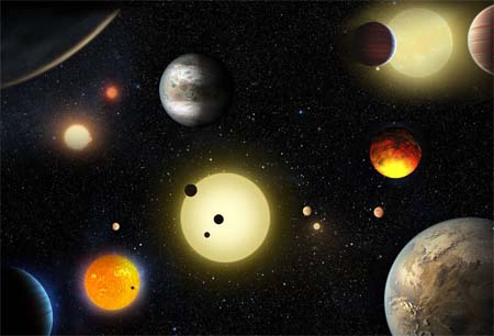 A.I. identifies fifty new exo-planets (science news).