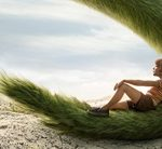 Pete's Dragon (2016) (film review by Frank Ochieng)