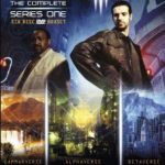 Charlie Jade: The Complete Series One (2005)   (DVD SF TV film series review)