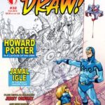 Draw! # 32 Summer 2016   (magazine review)