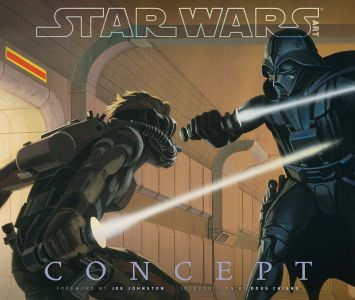 Star Wars Art Concept Cover