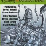 The Magazine Of Fantasy & Science Fiction, Jul/Aug 2016, Volume 131 # 726 (magazine review).