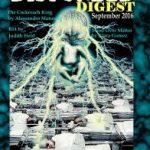 Disturbed Digest # 14 – September 2016 (emag review).