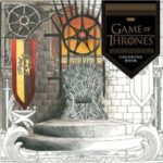 HBO's Game Of Thrones Coloring Book (book review).