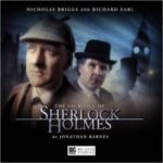 The Sacrifice Of Sherlock Holmes by Jonathan Barnes (CD story review).