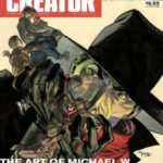 Comic Book Creator #13 Fall 2016 (magazine review).