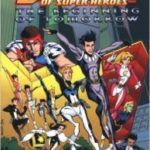 Legion Of Super-Heroes: The Beginning Of Tomorrow   (graphic novel review)