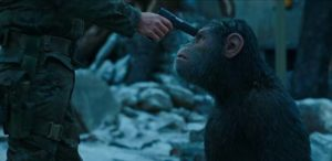 Planet of the Apes coming back for one more movie (film news).