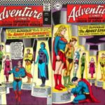 Comicbook Covers: Adventure Comics # 354  :   an article of a tidy mind by: GF Willmetts