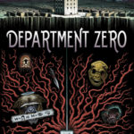 Department Zero by Paul Crilley (book review)