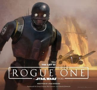 The Art of Rogue One_cover