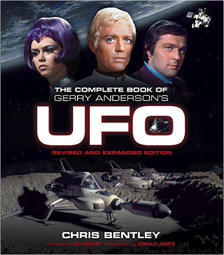 UFO – The Complete Series (Blu-Ray and book review)  : SFcrowsnest