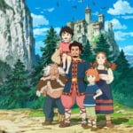 Ronja, The Robber's Daughter (Studio Ghibli trailer).