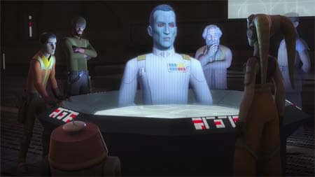 Governing your space empire (video).
