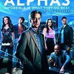 Alphas Season One  (TV series DVD review).