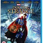 Doctor Strange (2016) (Blu-ray film review).
