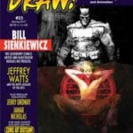 Draw! # 33 Spring 2017  (magazine review)