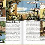 Illustrators #18 (magazine review).