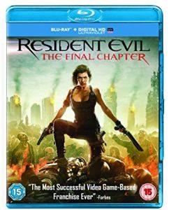 Resident Evil retrospective (audio).