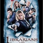 The Librarians And The Mother Goose Chase by Greg Cox (book review).
