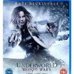 Underworld: Blood Wars (2016) (Blu-ray horror film review).