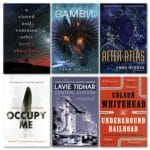 Arthur C. Clarke Award (the 31st shortlist) for science fiction literature announced.