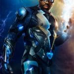 Black Lightning hits your TV screen.