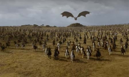 Game of Thrones final season, like, ever (eight) (trailer).