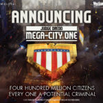 Judge Dredd Mega-City One to be a new TV series.