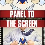 Panel To The Screen by Drew Morton (book review).