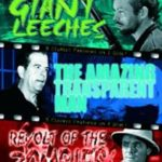 3 Classic Horrors Of The Silver Screen Vol. 7 (DVD films review).