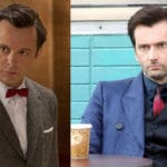 David Tennant and Michael Sheen to star in Amazon's Good Omens series.
