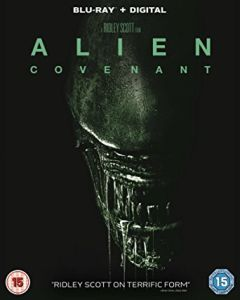 AlienCovenantblu-ray