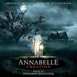 Annabelle: Creation: music by Benjamin Wallfisch (CD review).