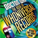 Doctor Who: The Book Of Whoniversal Records by Simon Guerrier   (book review)